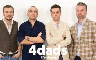 4dads- un proiect curajos cu și pentru tați