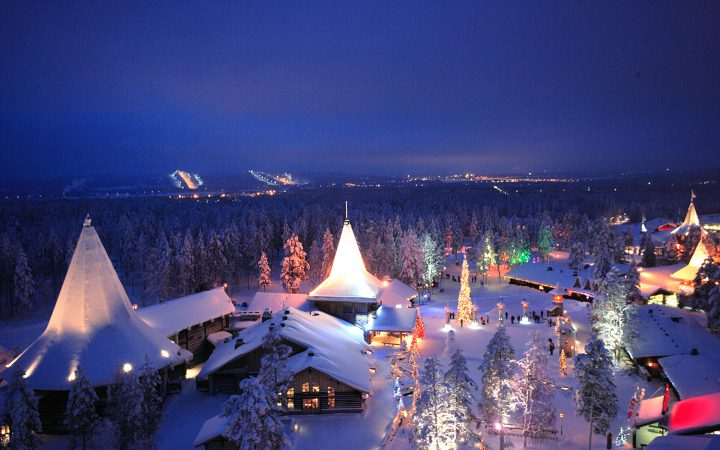 Festivalul Iernii, Laponia