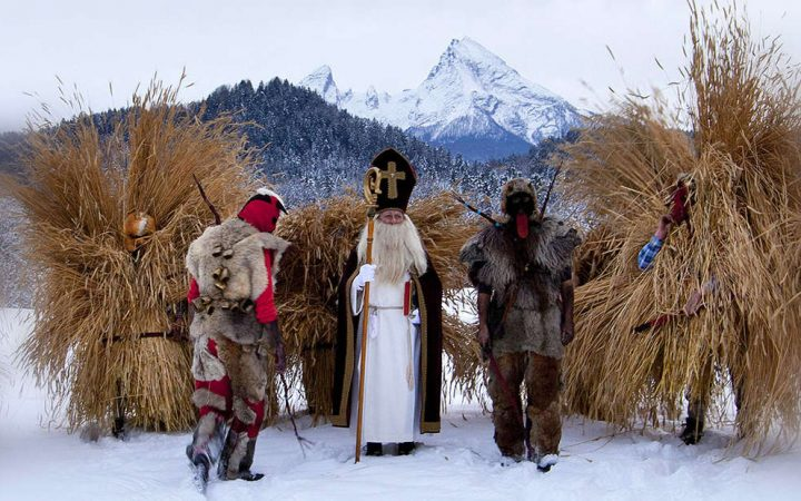 Festivalul Nikolaus Tag, Bavaria