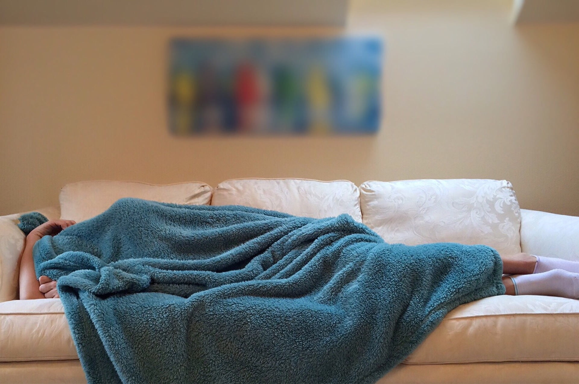 Atunci când mama are insomnii, până și optimismul dă semne de oboseală.