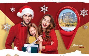 În luna decembrie, pășește într-o lume de poveste la ParkLake Shopping Center