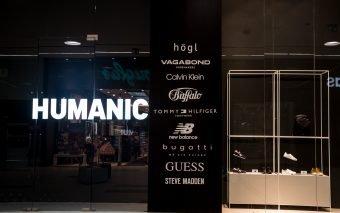 Humanic a deschis un nou magazin în Mega Mall și oferă primul permis de pantofi pe 1 an