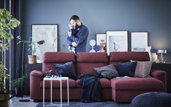 IKEA sprijină angajații care au copii mici. Noul beneficiu IKEA: o lună plătită de concediu parental...
