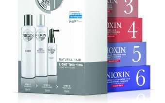 NIOXIN satisface nevoile specifice ale scalpului