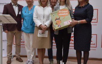 Kaufland România aduce tinerelor mame Primul zâmbet, cutia cu lucruri necesare în primele zile de vi...