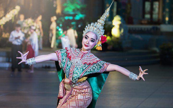 Thailanda, Țara Surâsului