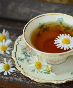 Beneficiile ceaiului de mușețel