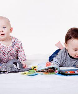 De ce este bine să îi citești bebelușului