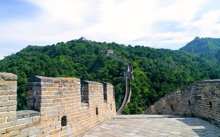 Străbate Marele Zid Chinezesc – China