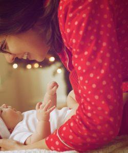 Primul Crăciun cu bebe nu se compară cu nimic.