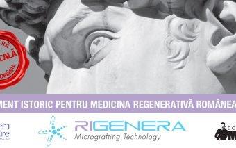 Primul tratament cu celule stem specializate se lansează în România