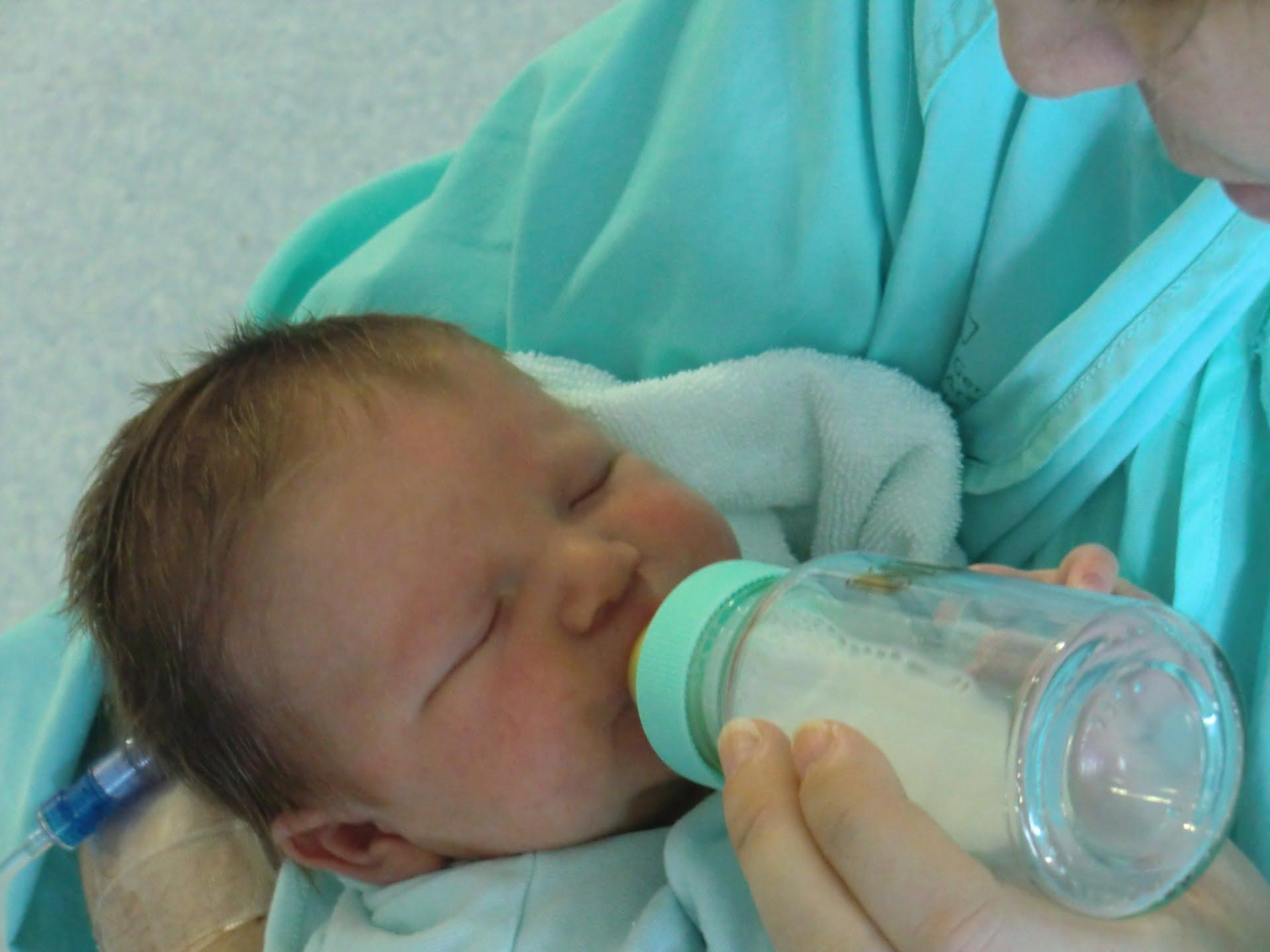 Laptele praf pentru bebeluși