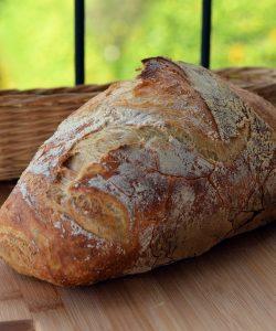Pâine cu cartofi. Gustul copilăriei