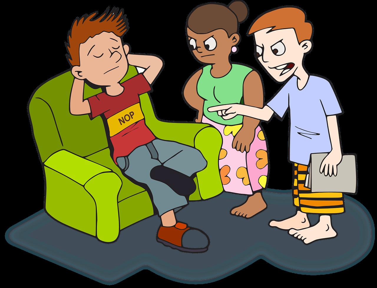 Țipatul la copil este frecvent considerat unul dintre instrumentele cu ajutorul cărora aceasta poate fi obținută mai rapid.