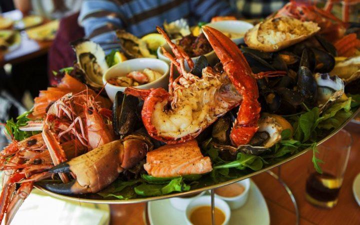Cele mai bune fructe de mare și preparate din pește din Larnaca