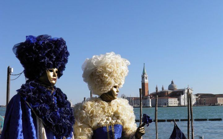 Februarie. Veneția de Carnaval
