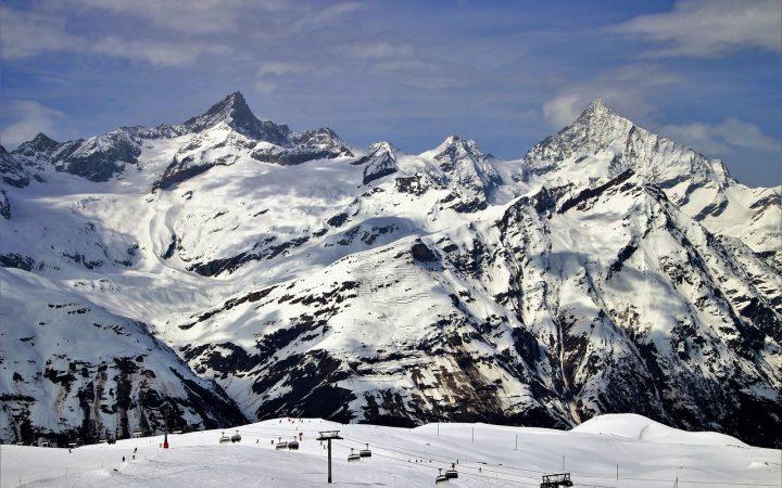 Vacanță la schi la Chamonix