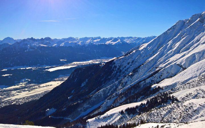 Vacanță la ski la Innsbruck