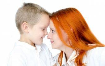 Și în viața intrauterină, și în cea extrauterină, copilul simte starea mamei