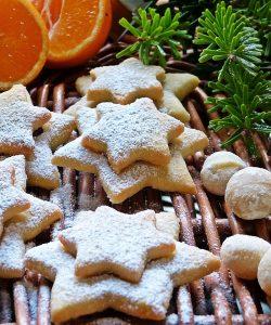 Biscuiți cu mandarine. Delicioși și aspectuoși