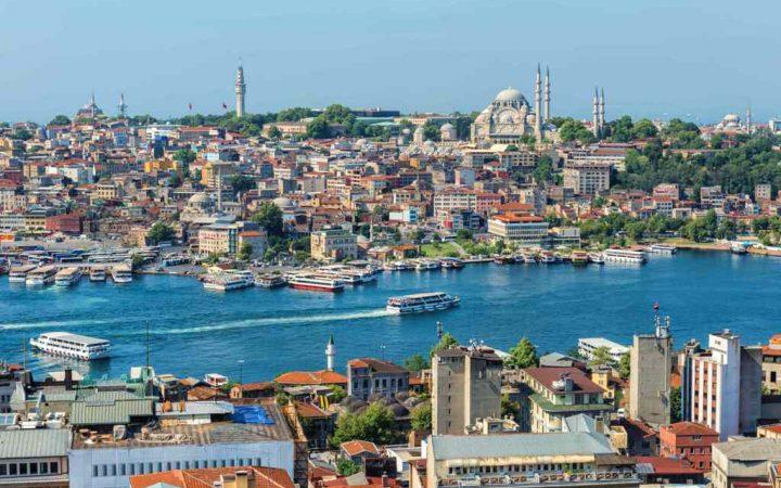 Istanbul, fosta capitală a trei imperii