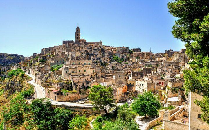 Matera, așezarea cea mai neobișnuită din Europa