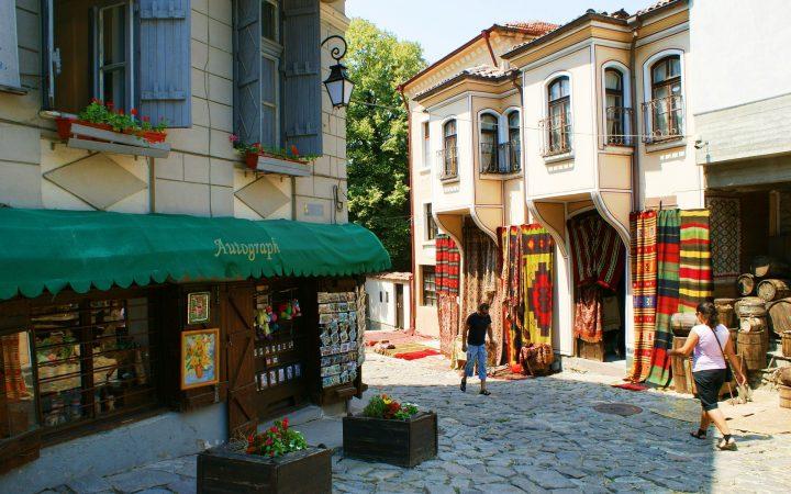 Matera și Plovdiv - Capitale Culturale în 2019