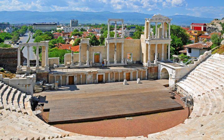Plovdiv, orașul de pe șapte dealuri