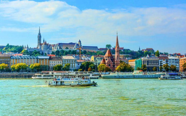 Budapesta – Regina Dunării