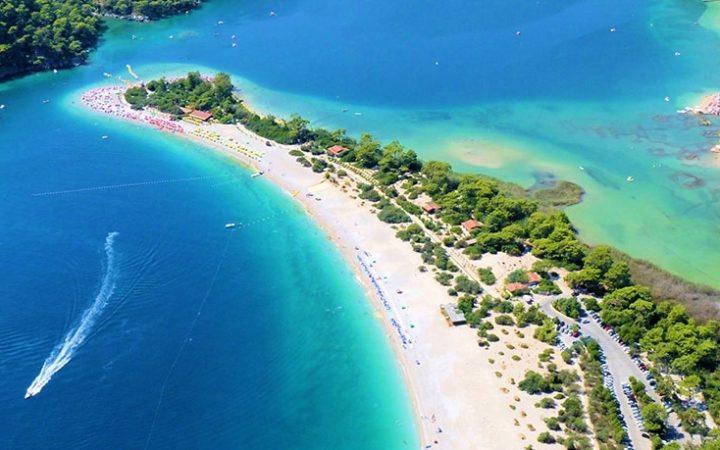Turcia - destinația anului 2019!Oludeniz, cea mai frumoasă plajă din Turcia