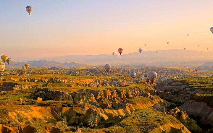 Cappadocia, ținutul Cailor Frumoși