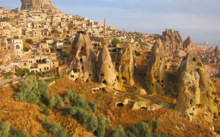 Turcia - destinatia anului 2019! Cappadocia