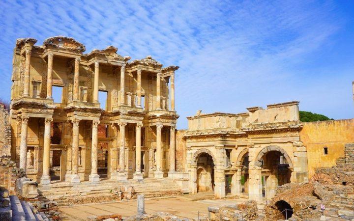 Anticul Efes, locul pasionaților de istorie