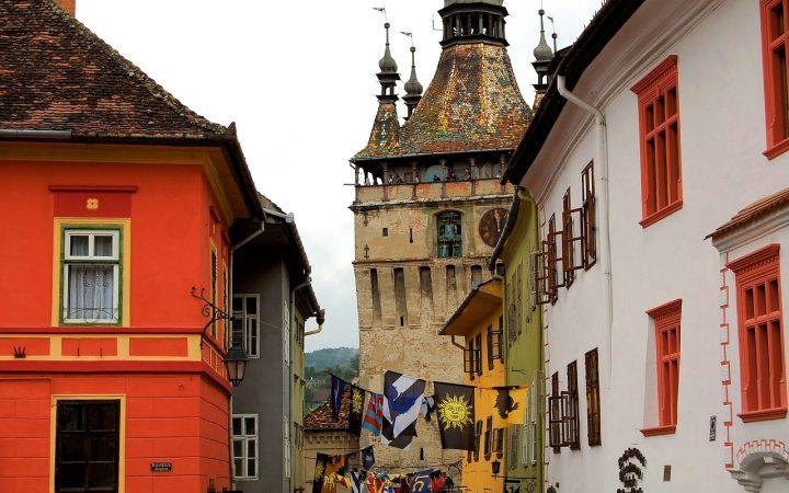 Sighișoara – cetatea medievală a României