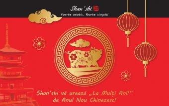 Bucură-te de gustul autentic asiatic pe tot parcursul anului alături de Shan´Shi