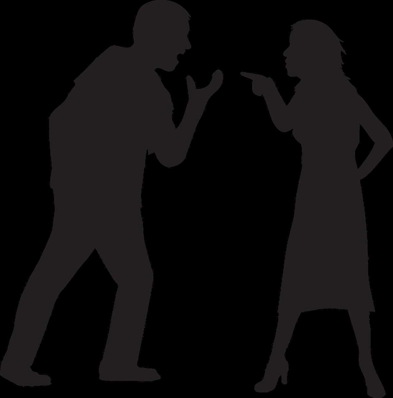 Critica în relația de cuplu. Prea multe critici distrug cuplul!