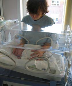 Îngrijirea bebelușului prematur