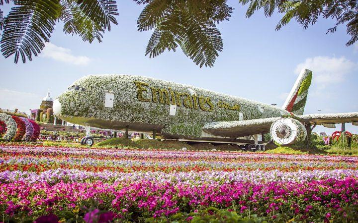 Cele mai frumoase grădini botanice din lume: Dubai