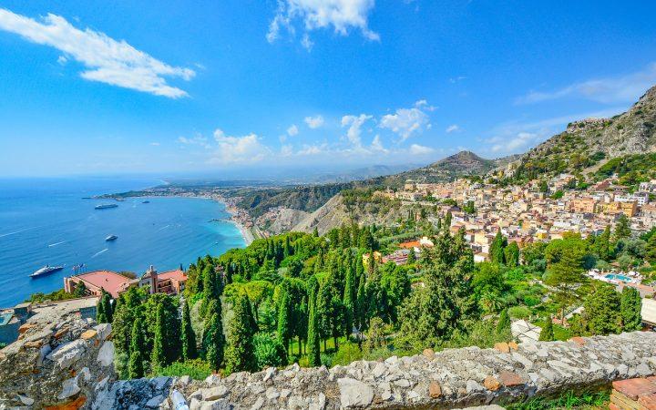 Insule luxuriante: Sicilia