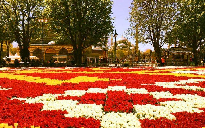 Festivalul Lalelelor în Istanbul. Magie și încântare