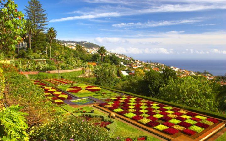 Grădina Botanică din Funchal