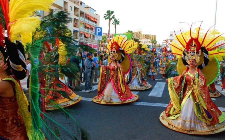 Insule luxuriante:Tenerife