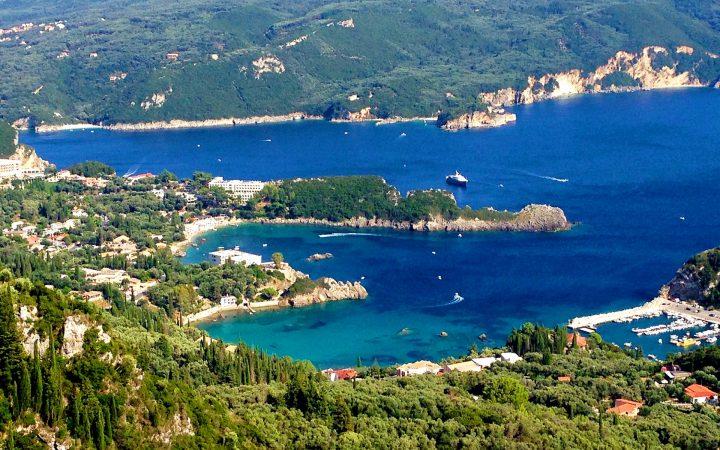 Insule luxuriante:Corfu