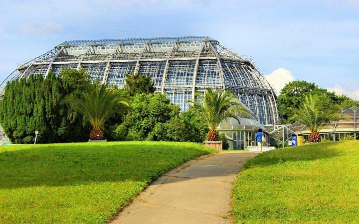 Grădina Botanică din Berlin