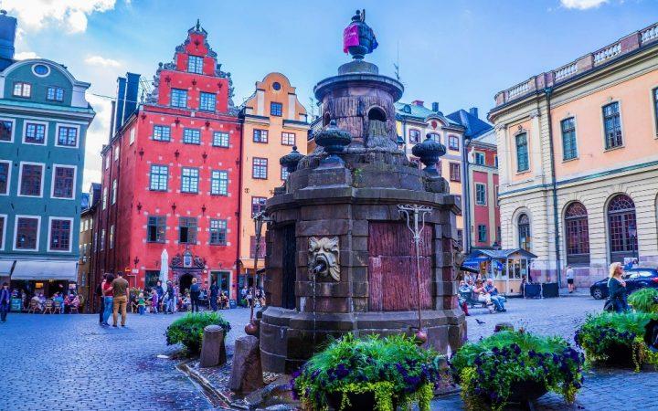 Mărțisor de primăvară înStockholm