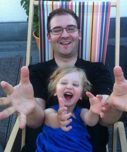 Importanța tatălui în dezvoltarea copilului nu este de neglijat
