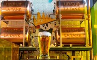 URSUS lansează URSUS Tank, cea mai proaspătă bere nepasteurizată livrata direct din fabrică în locaț...