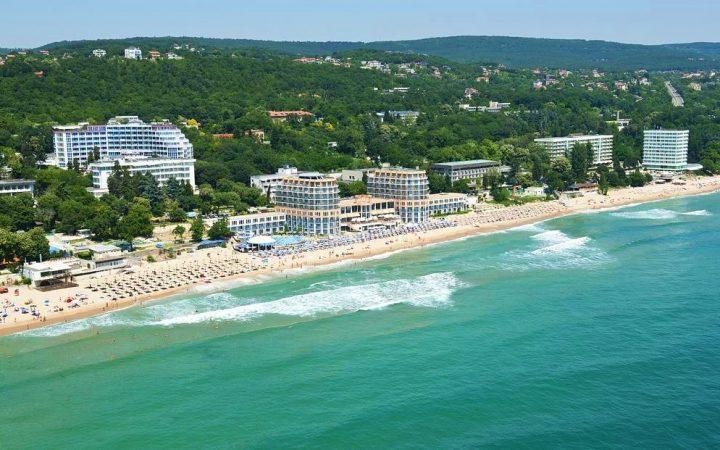 10 plaje bulgărești: Constantin si Elena
