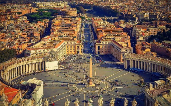 Roma, Cetatea Eternă