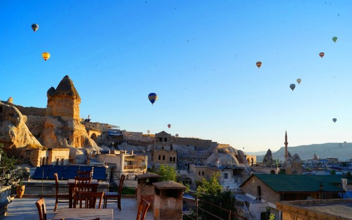 Sărbători pascale în Cappadocia, Ținutul Cailor Frumoși